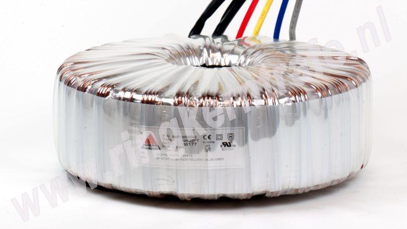 toroidal transformers - Amplimo